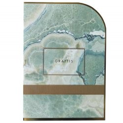 JULIA & JULIA - Big gift card Green Marble